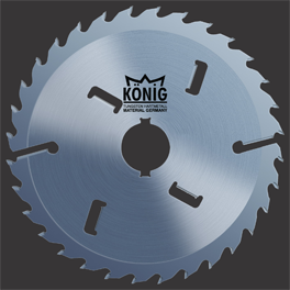 Disc taiat konig saw